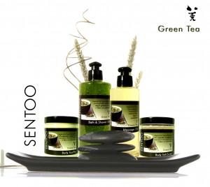 Green Teakopie